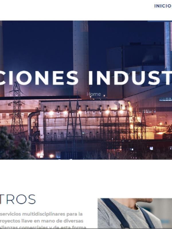 Sitio Web Global Soluciones